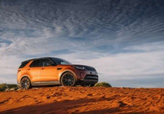 Land Rover Launches New Discovery In Australia