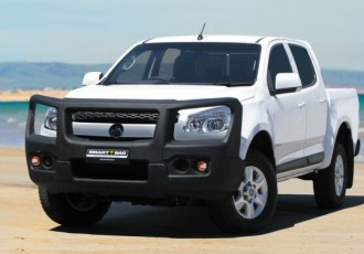 New Product Release - Smart Bar (Bull Bar) to suit Holden Colorado RG