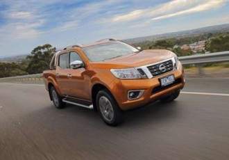 Award-Winning: All-New Nissan NP300 Navara Wins International Pick-Up of the Year Crown