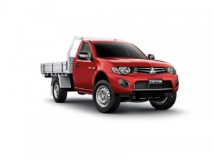Mitsubishi's 2013 Triton Line-Up offers Value and Performance