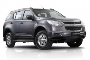 New Holden Accessories Range Takes Colorado 7 off the Beaten Track