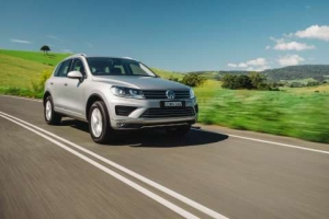 Volkswagen launches updated Touareg Range