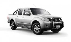 Nissan Launches Navara ST-X Blackline Edition