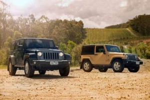Jeep Salutes Army Heritage with Special Edition Wrangler
