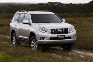 Toyota Takes Prado To New Heights