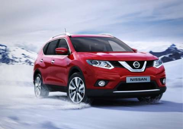 All-New Nissan X-TRAIL Revealed