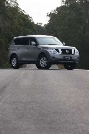 2013 Nissan Patrol - The New Benchmark for Luxury and Ultimate Performance, On and Off-Road