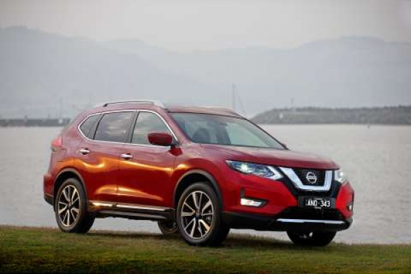 Nissan Releases the 2017 X-TRAIL in Australia