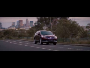 All-New Honda CR-V: The Power of Clever Thinking