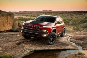 Euro NCAP Names Jeep Cherokee Best in Class