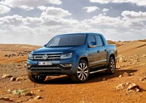 Volkswagen Amarok now with powerful six-cylinder engine