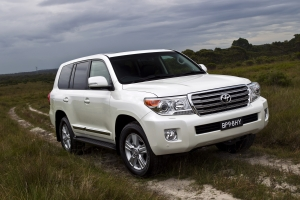 New Heart For Toyota Landcruiser