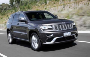 Jeep Grand Cherokee Summit receives Platinum upgrade