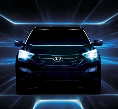 Hyundai Motor Unveils Teaser Images of All-New Santa Fe