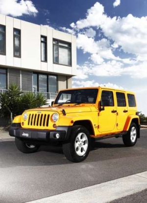 Jeep Australia adds Wrangler Overland to 2013 line-up