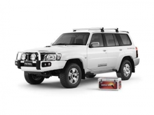 Nissan Releases Simpson 50th Anniversary Edition Patrol