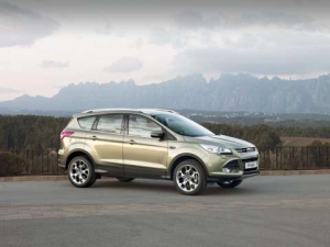 All-new Ford Kuga with standard EcoBoost and SYNC