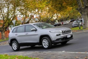 Introducing the Jeep Cherokee Limited Diesel