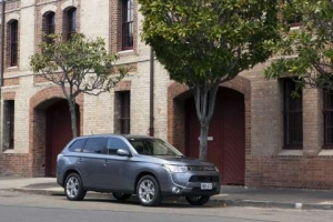 Mitsubishi Motors' Next-Generation Outstanding Outlander