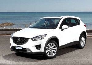 Powerful New 2.5 Litre Engine Debuts in Mazda CX-5