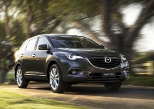 New-Look Mazda CX-9 World Premiere at Australian International Motor Show