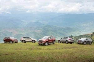 Ford Everest: First-Ever Australian-Developed Traditional SUV Getting Attention Online as More than 11,000 Customers Flag Interest