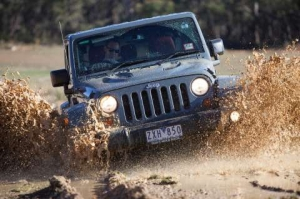 Wrangler Rubicon 10th Anniversary Edition Celebrates Legendary Jeep® Off-Road Prowess