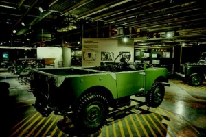 Land Rover celebrates Defender with recreation of 1948 production line