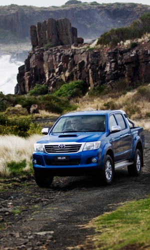 Toyota Hilux - Australia's Most Popular Car