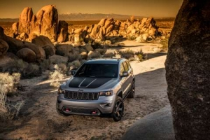 Jeep Launches Updated Grand Cherokee Range