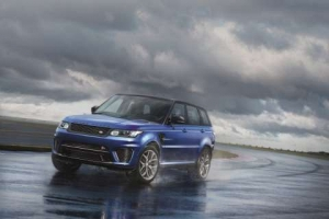 Range Rover Sport SVR – Australian pricing announced