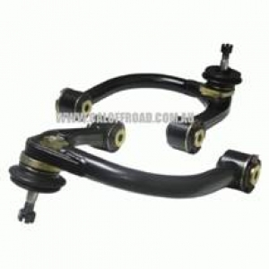 Adjustable upper arm kit for Toyota Hilux, FJ Cruisers, Prado and Nissan Navara D40/550