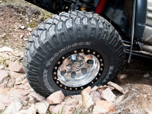 Mickey Thompson Baja Radial MTZ - Tyre Test