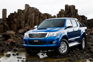Hilux Stock Arrivals Back To Normal