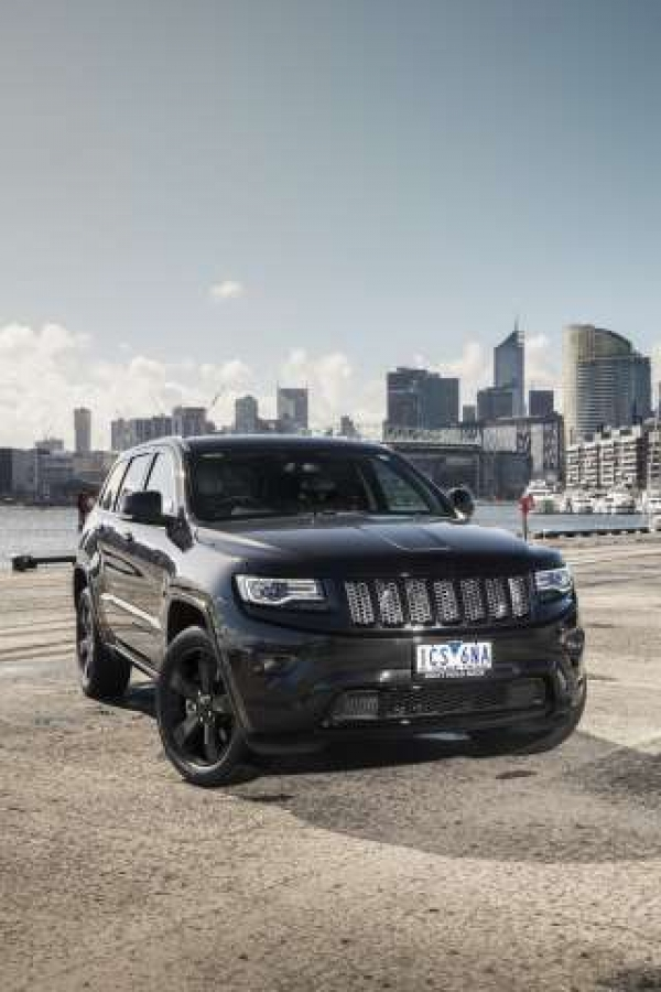 Jeep launches value and style-packed Blackhawk Editions