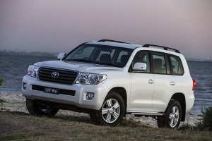 VALUE THE KEY IN LANDCRUISER ALTITUDE
