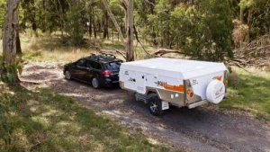 Get Off The Beaten Track With Jayco's Camper Trailer