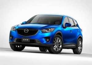 Mazda to Increase Mazda CX-5 Production Capacity