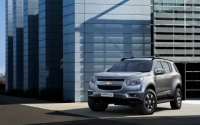 Revealed: First Look at Holden's New Colorado 7