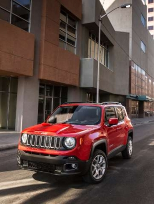 All-new 2015 Jeep® Renegade: Most Capable Small SUV Expands the Brand's Global Portfolio