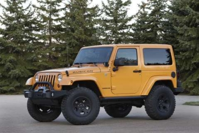 Jeep® and Mopar Unveil Six New Vehicles for the 46th Annual Moab Easter Jeep Safari
