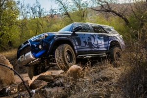 Fox 4WD Suspension Range