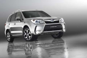 New Forester's Feature-Packed Premiere