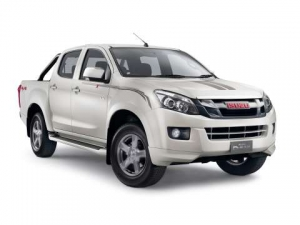 Isuzu UTE Launches Limited Edition X-Rated D-MAX