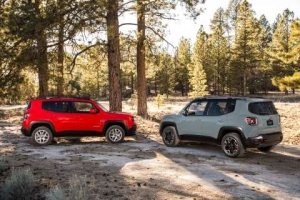 Introducing the most capable small SUV in the world: the All-New Jeep Renegade