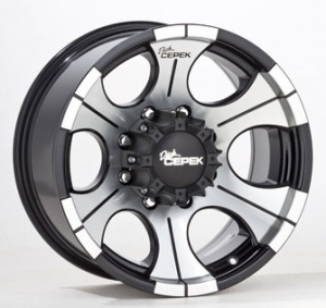 Mickey Thompson 4WD Wheels - DC 2