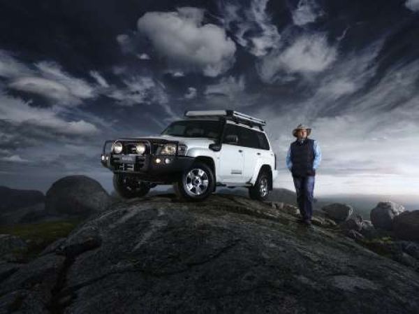 Nissan releases the Patrol Titanium Limited Edition