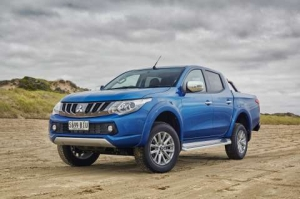 Mitsubishi Triton gets the job done with new features for 2017