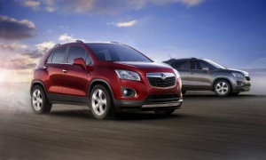 All New Holden Trax for Australia
