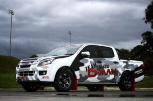Isuzu UTE launches 'Team D-MAX' Precision Driving Team